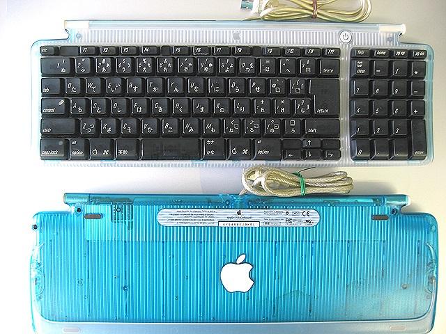 USB Keyboard ブルーベリー(JIS)