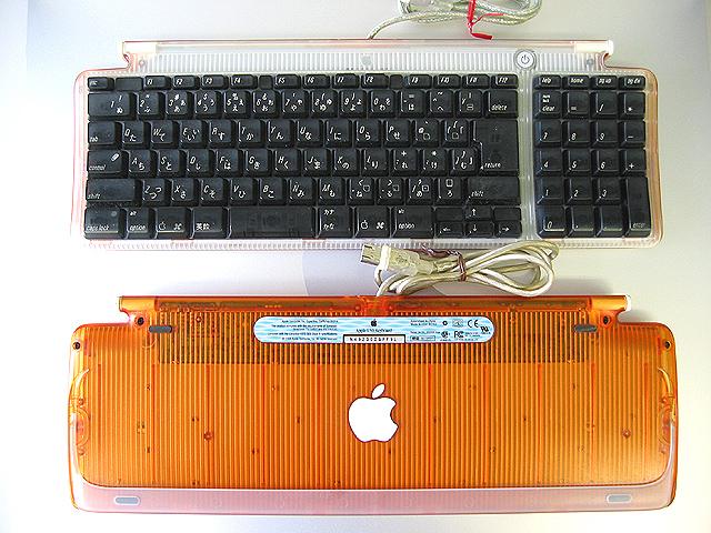 USB Keyboard タンジェリン(JIS)