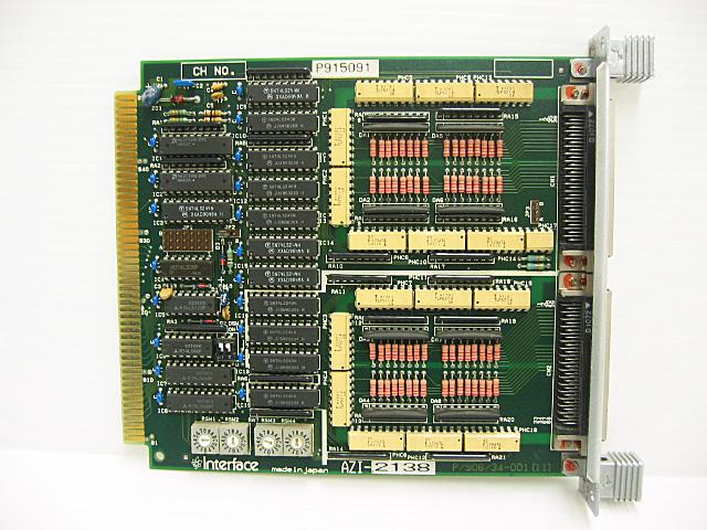 制御ボード販売 AZI-2138 Interface
