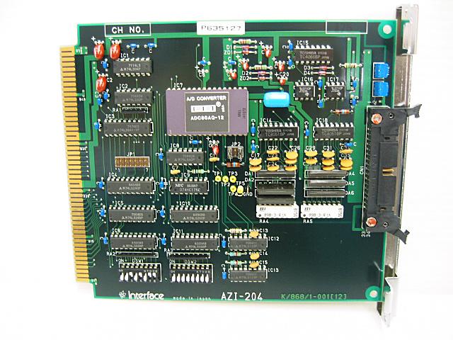 制御ボード販売 AZI-204 Interface