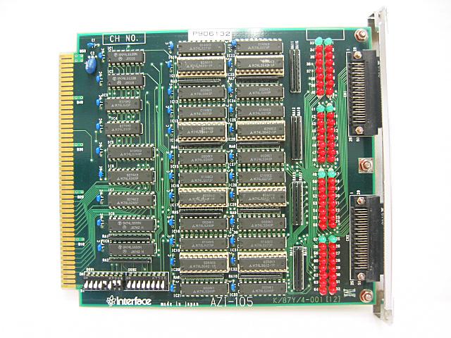 制御ボード販売 AZI-105 Interface