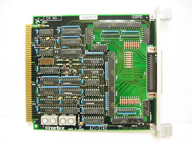 制御ボード販売 AZI-2742 Interface
