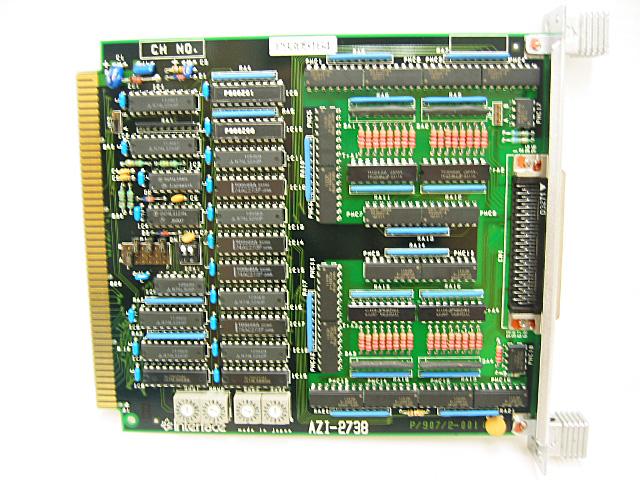 制御ボード販売 AZI-2738 Interface
