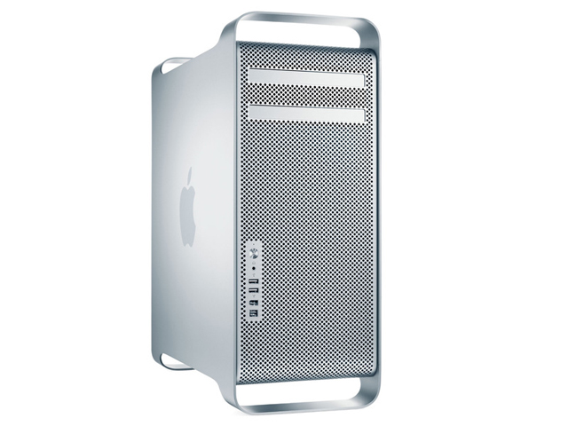 Mac Pro 2.8GHz Quad Core x2(8コア)