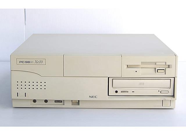 98デスクトップ販売 PC-9821Xe10/C4 NEC