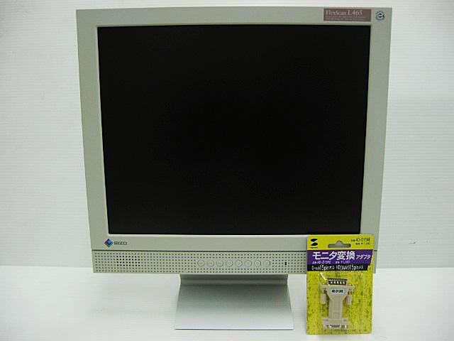 98モニタ販売 FlexScan L465 EIZO