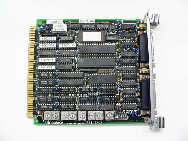 制御ボード販売 AZI-4201 Interface