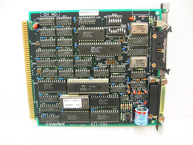 制御ボード販売 AZI-004 Interface