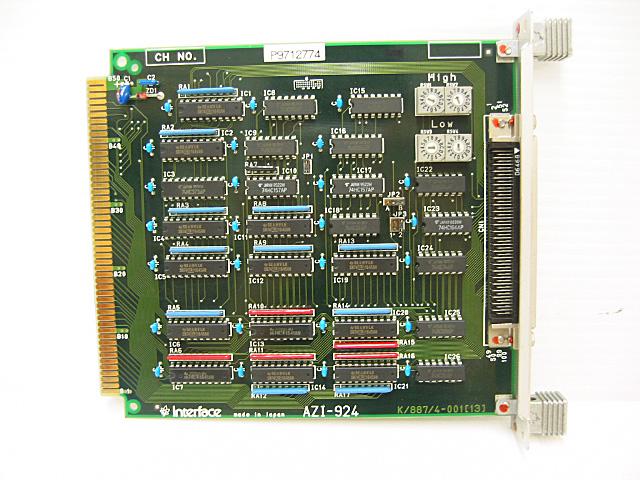 制御ボード販売 AZI-924 Interface