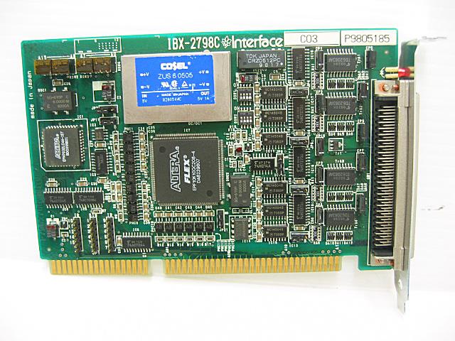 制御ボード販売 IBX-2798C Interface