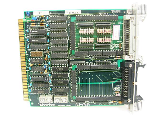 制御ボード販売 AZI-2724A Interface
