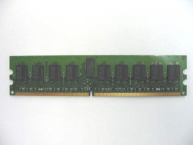 PC2-5300R/DDR2-667/1GB