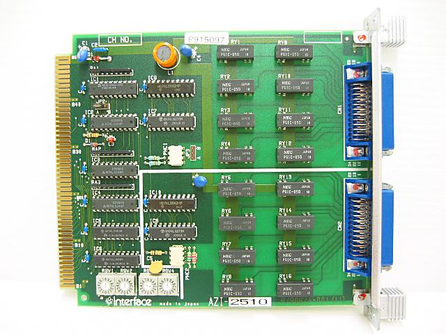 制御ボード販売 AZI-2510 Interface