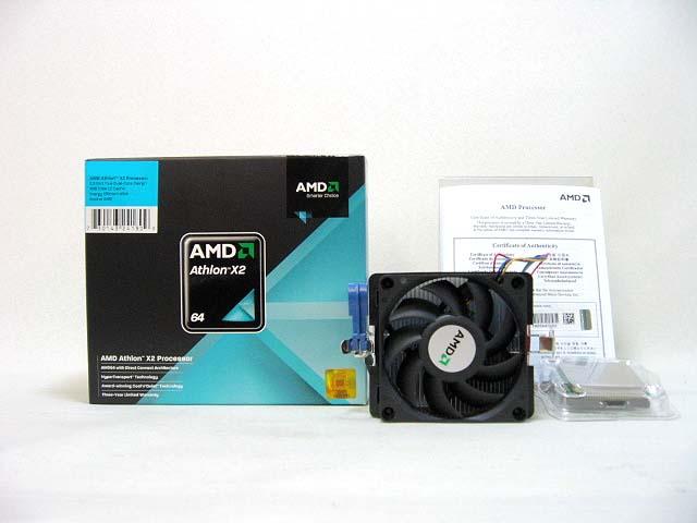 CPU Athlon64 X2 4450B