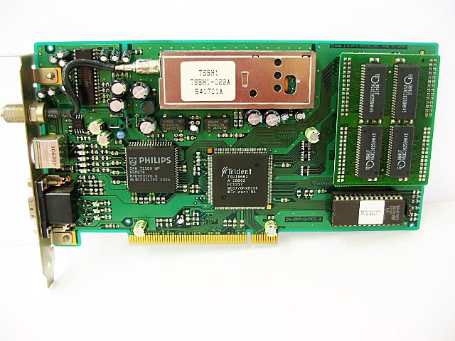 GA-DRTV2/PCI