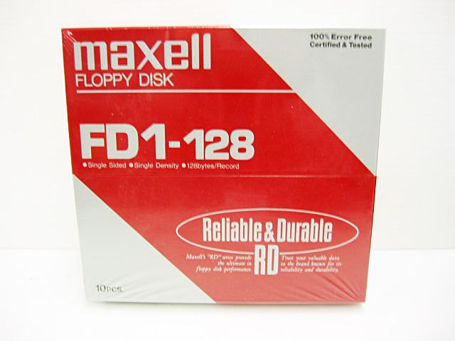 98サプライ販売 8インチ 1D フロッピーディスク(10枚組) 各種メーカ