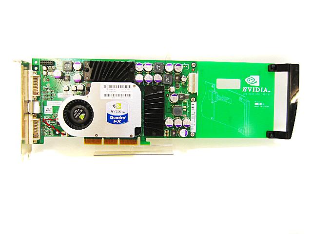 Quadro FX3000 256MB AGP グラフィックカード
