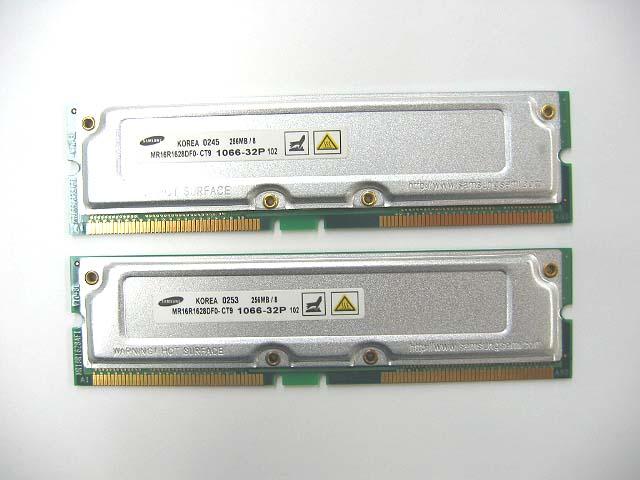 PC1066-32P 256MB 16bit×2