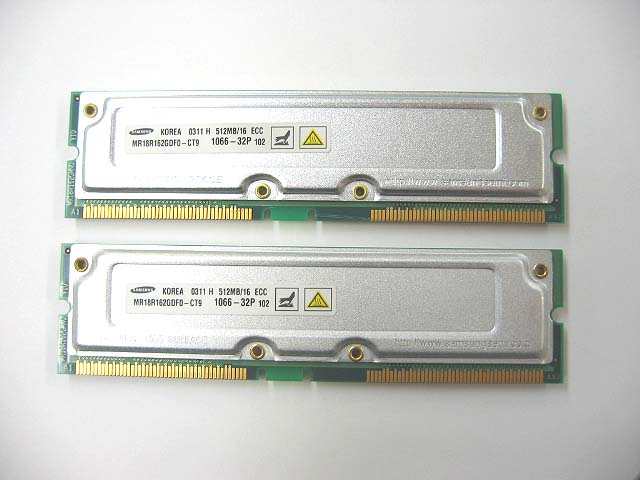 PC1066-32P 512MB(ECC)×2
