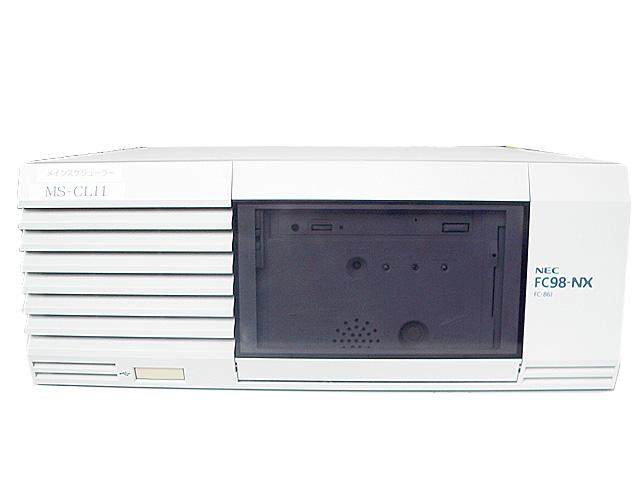 98FC販売 FC-86J NEC