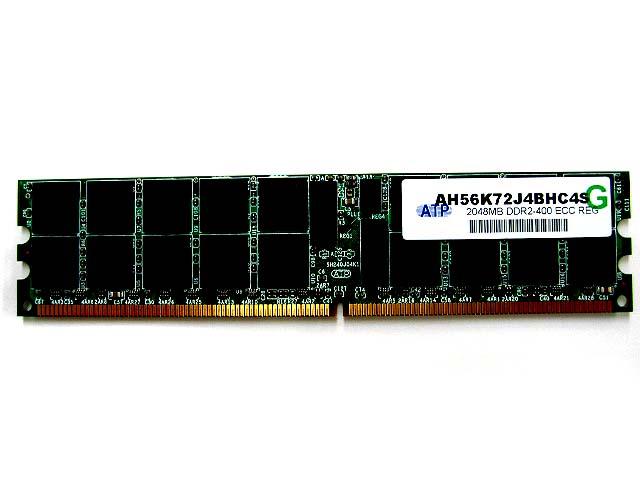 PC2-3200R/DDR2-400/2GB