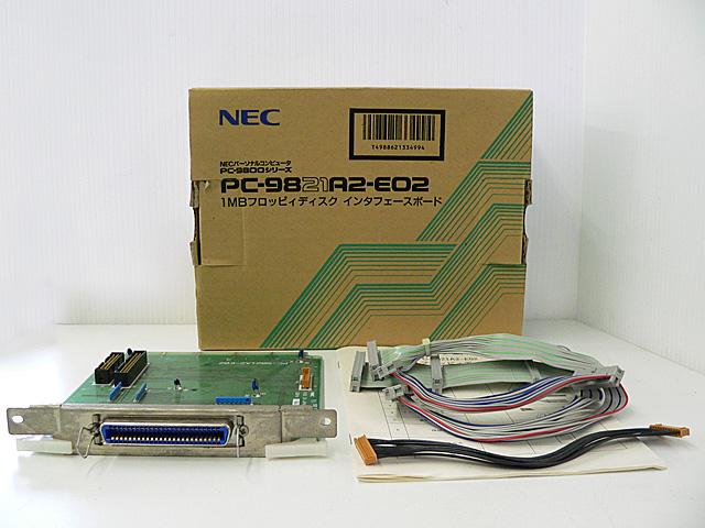 98ボード類販売 PC-9821A2-E02 NEC