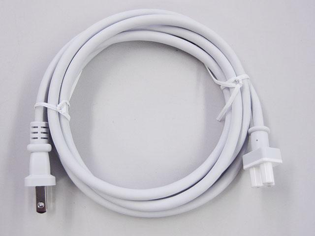 iMac G4、Mac mini用電源ケーブル