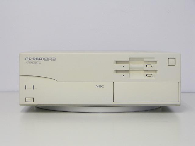 98デスクトップ販売 PC-9801BA3/U2 NEC
