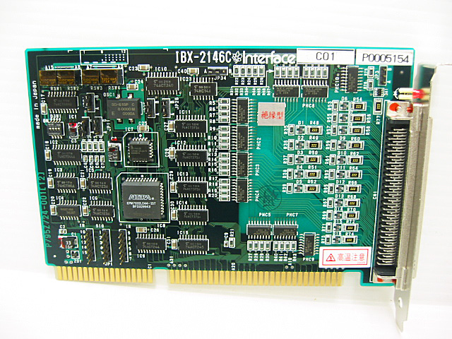 制御ボード販売 IBX-2146C interface