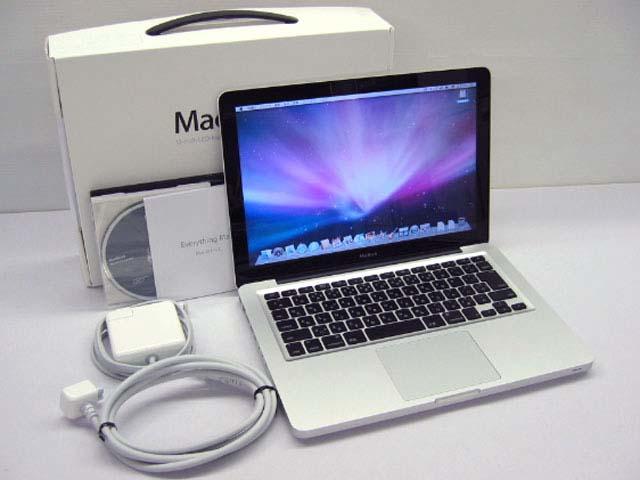 MacBook Almi 2.0GHz 13.3インチ MB466J/A