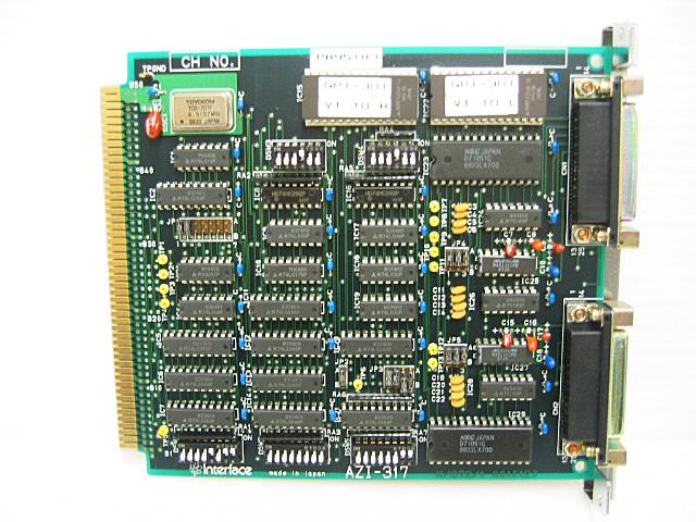 制御ボード販売 AZI-317 Interface