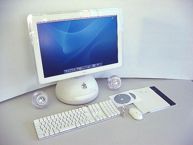 iMac G4 1GHz 17インチ