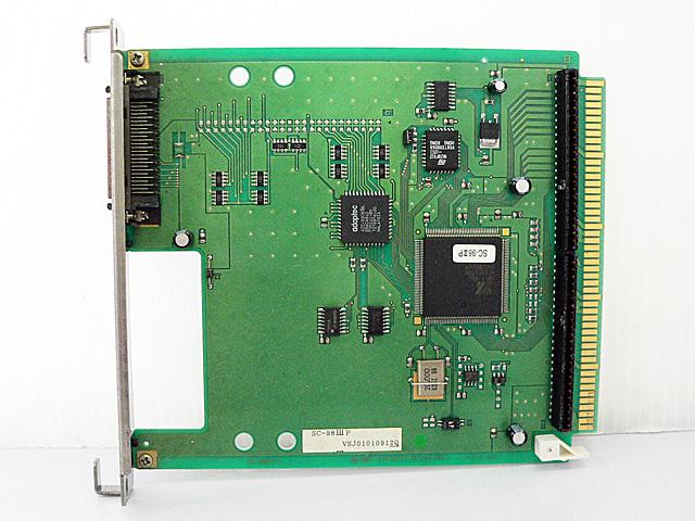 98ボード類販売 SC-98IIIP IO-DATA