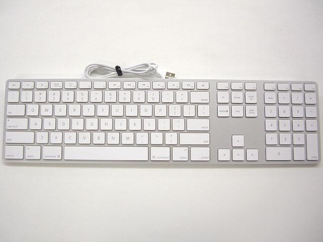 Keyboard アルミ(US)