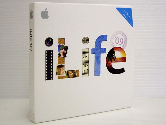 iLife'09 ファミリーパック