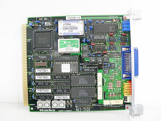 制御ボード販売 AZI-7101 Interface