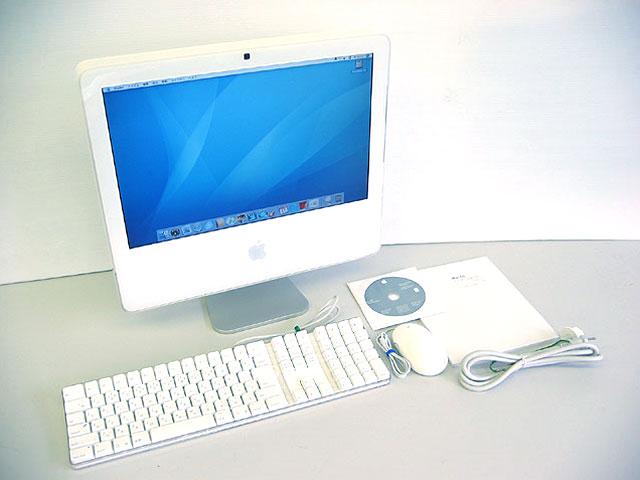iMac intel White 1.83GHz 17インチ