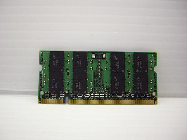 PC-2700 DDR SDRAM SO-DIMM 1GB