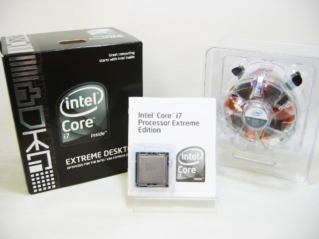 CPU Core i7 975 Extreme Edition