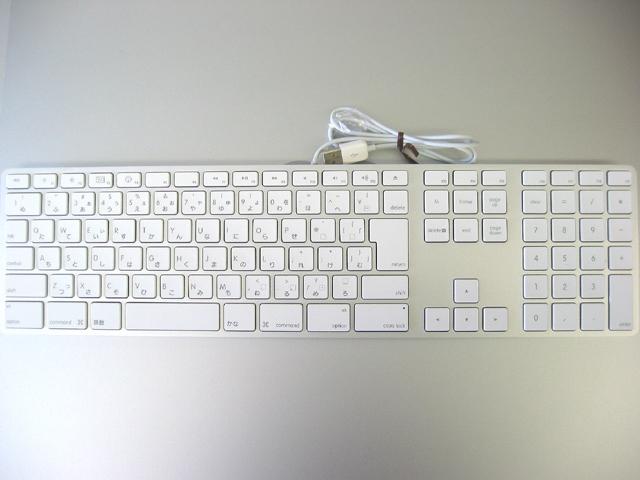 Keyboard アルミ (JIS) MB110J/A