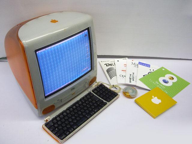 iMac G3 タンジェリン (トレー型)