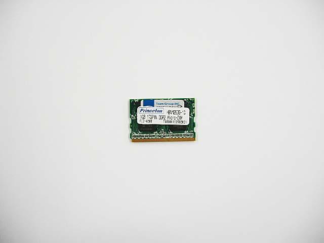 PC2-4200S/DDR2-533/1GB(Micro)