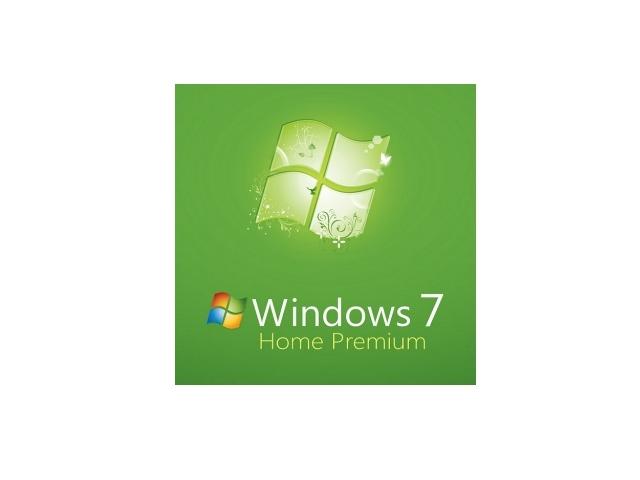 Windows 7 Home Premium 32bit DSP