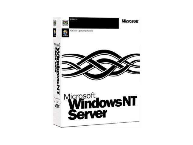 ソフトウェア販売 Windows NT 4.0 Server 5CAL Microsoft