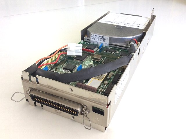 PC-9801  D・Rシリーズ内蔵HDD 40MB