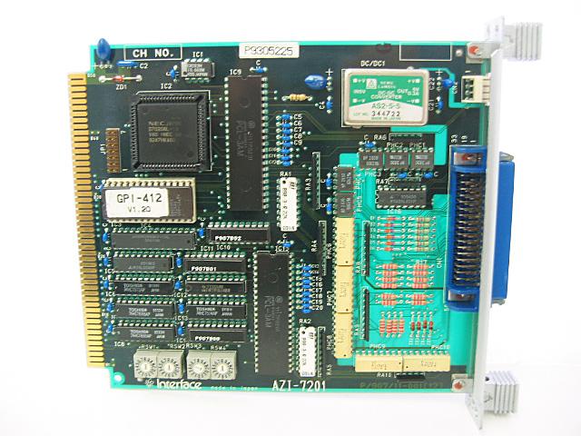 制御ボード販売 AZI-7201 Interface