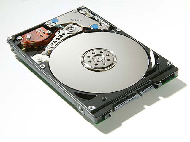 MacBook(Pro)/intel Mac mini対応 2.5インチ SATA 内蔵 320GB ハードディスク