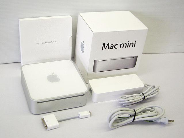 Mac mini 2.53GHz white