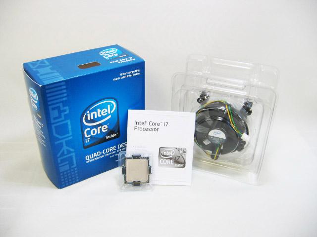 CPU Core i7 930
