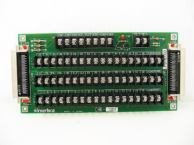 制御ボード販売 CHK-1201 Interface